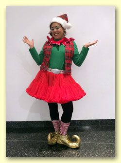 Peppermint the Elf